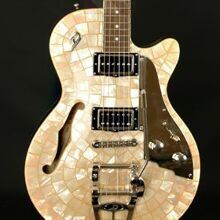 Photo von Duesenberg Starplayer TV Ice Pearl (2011)
