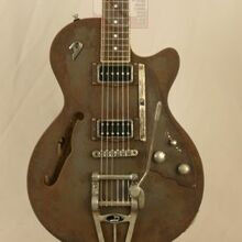 Photo von Duesenberg Starplayer TV Rusty Steel (2013)