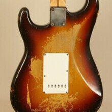 Photo von Fender Stratocaster Sunburst (1958)