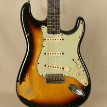 Photo von Fender Stratocaster Sunburst (1963)
