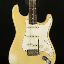 Photo von Fender Stratocaster Olympic White Refin (1968)