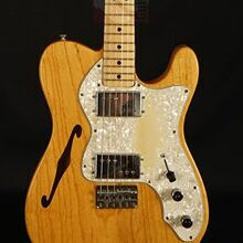 Photo von Fender Telecaster Thinline II Natural (1972)