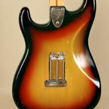 Photo von Fender Stratocaster Sunburst (1973)
