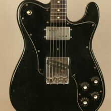 Photo von Fender Telecaster Custom Black (1973)