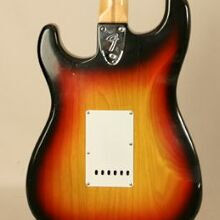 Photo von Fender Stratocaster Sunburst (1977)