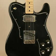 Photo von Fender Telecaster Custom Black (1977)