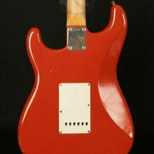 Photo von Fender Stratocaster 1960 Relic Fiesta Red (2001)