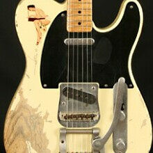 Photo von Fender Telecaster Limited Edition Telecaster Masterbuilt (2005)