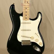 Photo von Fender Stratocaster 1969 Relic Black (2005)