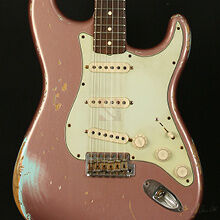 Photo von Fender Stratocaster 1960 Masterbuilt Heavy Relic (2008)