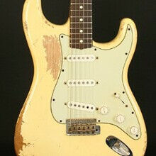 Photo von Fender Stratocaster CS 60 Knuckle Stratocaster Relic (2010)