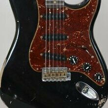 Photo von Fender Heavy Relic 1960 CS Strat Black (2010)