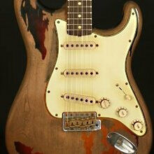 Photo von Fender Stratocaster Rory Gallagher Stratocaster (2010)