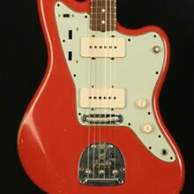 Photo von Fender Jazzmaster 62 Relic Fiesta Red (2012)