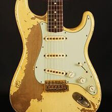 Photo von Fender Stratocaster 1962 Heavy Relic John Cruz Limited (2014)