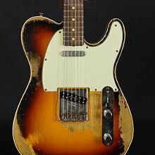 Photo von Fender Telecaster 62 Custom Ultimate Relic (2015)