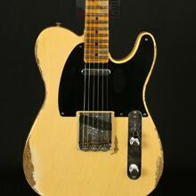Photo von Fender Nocaster Telecaster 1951 Heavy Relic Faded Nocaster Blonde (2016)