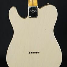 Photo von Fender Telecaster 52 Journeyman Relic MB Dale Wilson (2016)