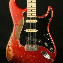 Photo von Fender Garage Mod 69 Strat CAR Heavy Relic (2017)