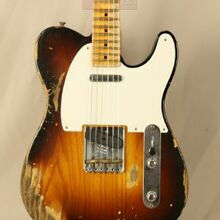 Photo von Fender Telecaster 53 Heavy Relic Sunburst (2017)
