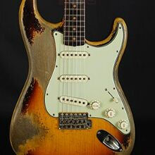 Photo von Fender Stratocaster 1959 Heavy Relic MB Dale Wilson (2018)