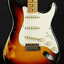 Photo von Fender Stratocaster 1958 Ultra Relic MB Galuszka (2019)