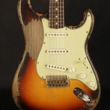 Photo von Fender Stratocaster 1960 Heavy Relic MB Dale Wilson (2020)