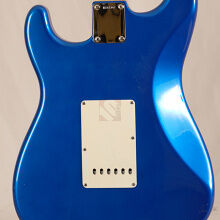 Photo von Fender Stratocaster 1965 NOS Metallic Blue (2004)