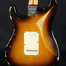 Photo von Fender Stratocaster 57 Relic Namm Limited Sunburst (2007)