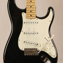 Photo von Fender Stratocaster Black (1971)