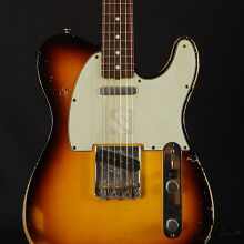 Photo von Fender Telecaster 1963 Relic Sunburst (2008)