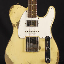 Photo von Fender Telecaster Custom 60s Relic HSS Limited Edition (2016)