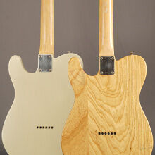 Photo von Fender Telecaster Jimmy Page Masterbuilt Paul Waller Matched Pair (2019)