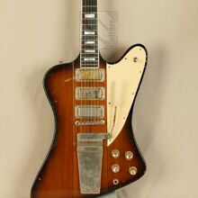 Photo von Gibson Firebird VII Sunburst (1963)