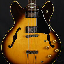 Photo von Gibson ES-335 Sunburst (1977)