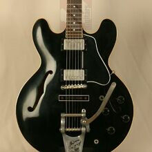 Photo von Gibson ES-335 Dot RI Bigsby Black Custom (1981)