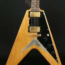 Photo von Gibson Flying V Korina (1981)