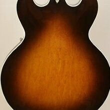 Photo von Gibson ES-335 Pro Sunburst (1982)