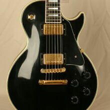Photo von Gibson Les Paul Custom Black (1984)