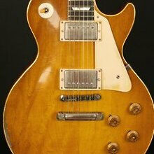 Photo von Gibson LP 58 RI Heavy Aged Lemon Burst (2010)