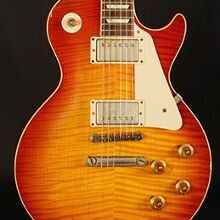 "Photo von Gibson Les Paul 59 ""Believer Burst"" CC#9 (2014)"
