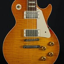 Photo von Gibson Les Paul 58 CC#28 Ronnie Montrose STP Burst (2015)