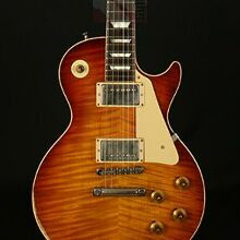 Photo von Gibson Les Paul 58 M2M Handselected Flametop Heavy Aged (2015)
