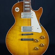Photo von Gibson Les Paul '58 Standard Historic Reissue Iced Tea (2016)