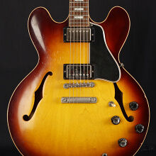 Photo von Gibson ES-335 63 Sunburst Custom Shop (2007)