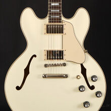 Photo von Gibson ES-335 Big Block Retro Classic White (2017)