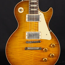 Photo von Gibson Les Paul 1959 60th Anniversary VOS Golden Poppy Burst (2020)