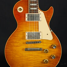 Photo von Gibson Les Paul 59 Patch Burst VOS Limited (2017)