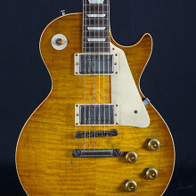 Photo von Gibson Les Paul Joe Bonamassa Skinnerburst Aged and Signed #3 (2014)