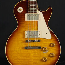 Photo von Gibson Les Paul Joe Perry '59 Aged & Signed #41 of 50 (2013)